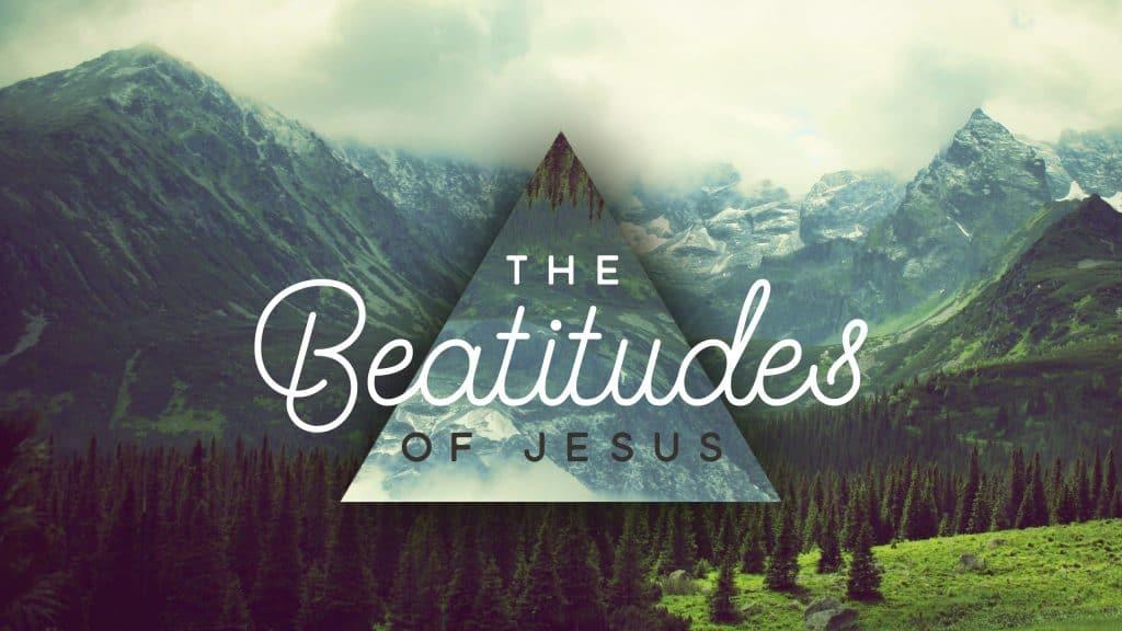 Beatitudes tag title